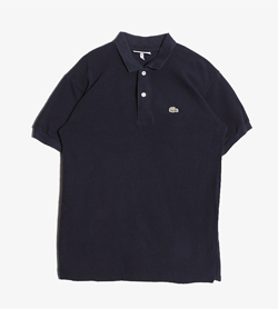 LACOSTE - 라코스테 Pk 티셔츠  Made In France  Man S / Color - Navy