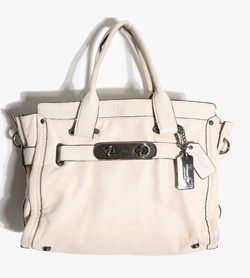 COACH - 코치 레더 토트백   Women Free / Color - Etc