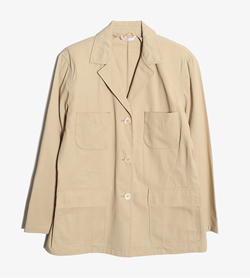 MAXMARA - 막스마라 코튼 포켓 자켓   Made In Italy  Man L / Color - Beige