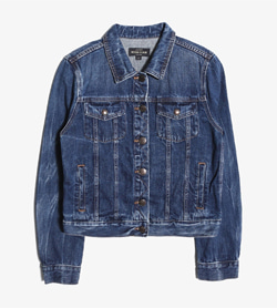 J CREW - 제이크루 데님 자켓   Women M / Color - Denim