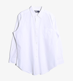 POLO BY RALPH LAUREN - 폴로 랄프로렌 코튼 셔츠   Man L / Color - White