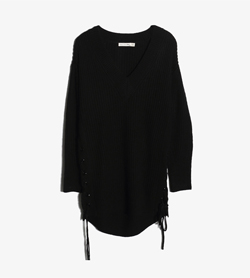 RAG&BONE -  울 롱 니트   Women XS / Color - Black