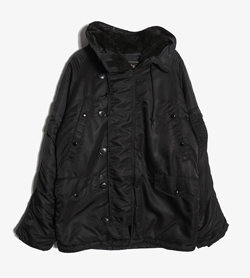 ALPHA INDUSTRIES - 알파인더스트리 나일론 N-3B 점퍼   Man S / Color - Black